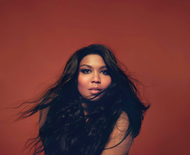 X Music TV music videos by Lizzo for her songs titled Cuz I Love You and Juice. Music Videos directed by Quinn Wilson. Photo by Luke Gilford