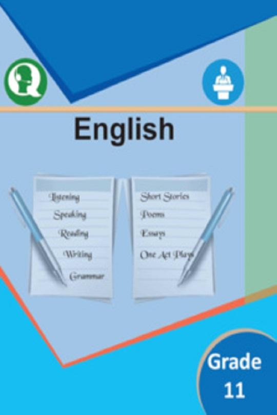Download Grade 11 / XI English Book - Nepal