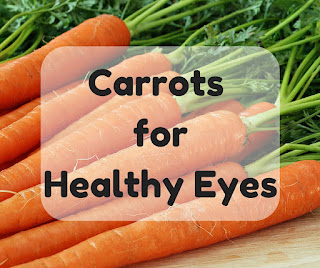 Health Benefits of Carrots For Eyes