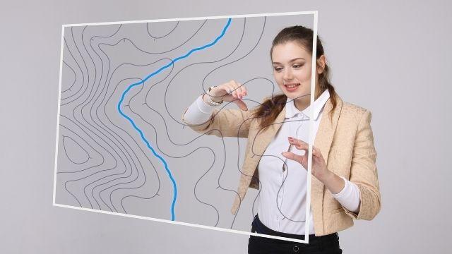 شهادة في نظم المعلومات الجغرافية GIS من جامعة كاليفورنيا
