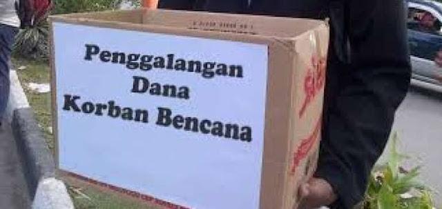 Ultah Ke 27, Desa Sumber Deras Mesuji Galang Dana Bantu Korban Tsunami