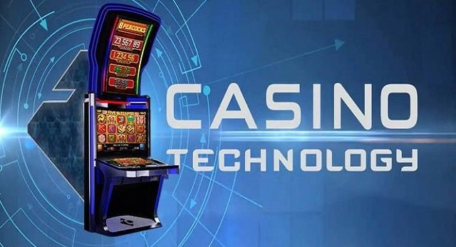technology used in online slots casino tech