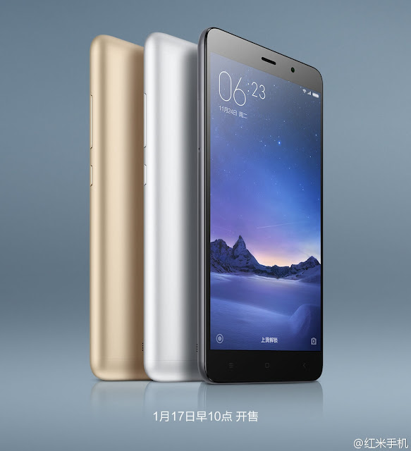 Redmi Note 3 launch in India, price, feature