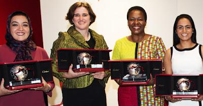 Women grant recipients