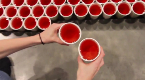 Mosaic-cups-of-coloured-water-artist-Belo-03