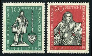 DDR George Frederick Handel