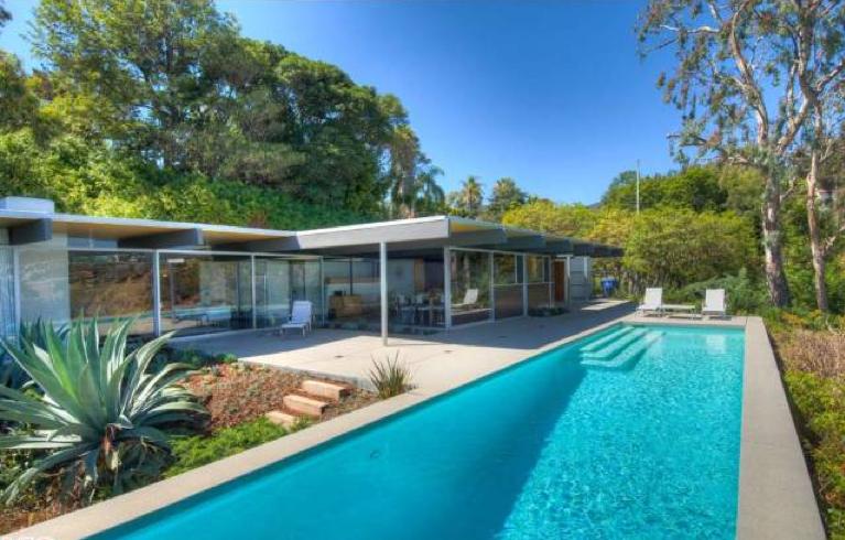 Modern Homes Los Angeles Top 2013 Mid Century Modern