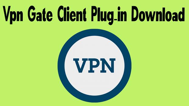 VPN Gate Client Plug-in