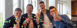 Coen en Sander verlengen contract bij 538