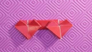 Hướng dẫn cách gấp trái tim bằng giấy đơn giản mà đẹp