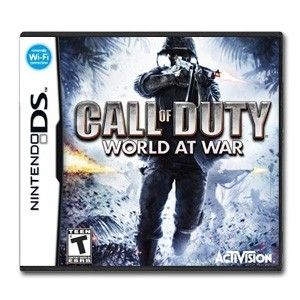 Rom Call of Duty World at War NDS