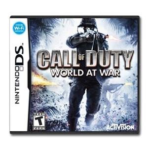 Rom Call of Dut: World at War NDS