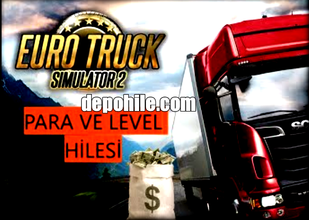 Euro Truck Simulator 2 1.39 Para ve Level Hilesi Modu Yapımı