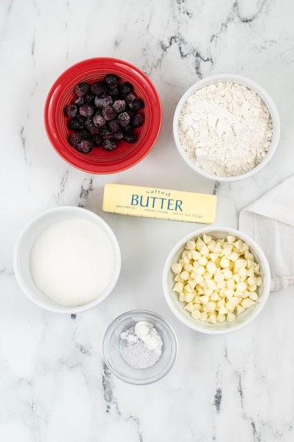 photo of cookie ingredients