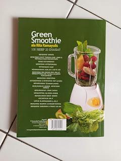 5 Green Smoothie Ala Rita Ramayulis