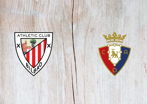 Athletic Club vs Osasuna -Highlights 16 February 2020