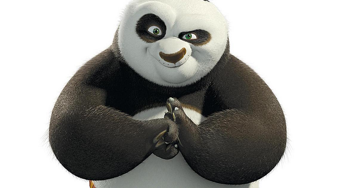 Кунфу панда картинки на белом фоне, надписью соня