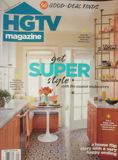 Love this magazine! HGTV