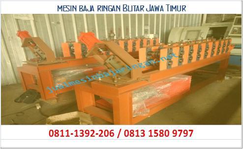 mesin baja ringan Blitar Jawa Timur