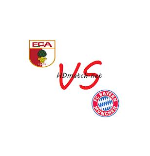 مشاهدة مباراة بايرن ميونخ وأوجسبورج بث مباشر مشاهدة اون لاين اليوم 8-3-2020 بث مباشر الدوري الالماني يلا شوت bayern munich vs fc augsburg