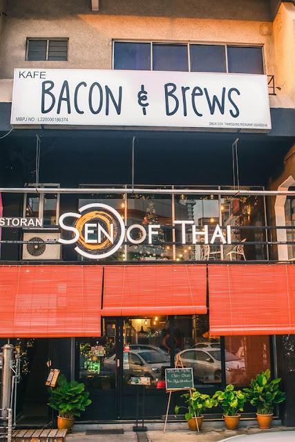[Food review] Bacon & Brews cafe at Damansara Uptown