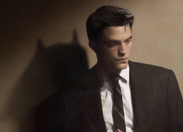 "É oficial! Robert Pattinson será o ""Batman"" na trilogia de Matt Reeves"