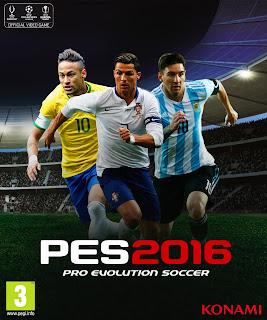 Pro Evolution Soccer 2016 (REOLADED)