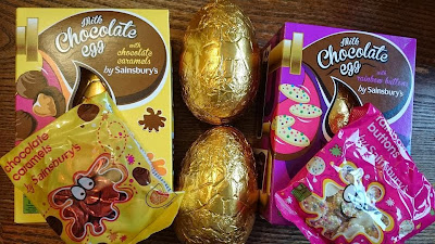 how to use up chocolate easter eggs