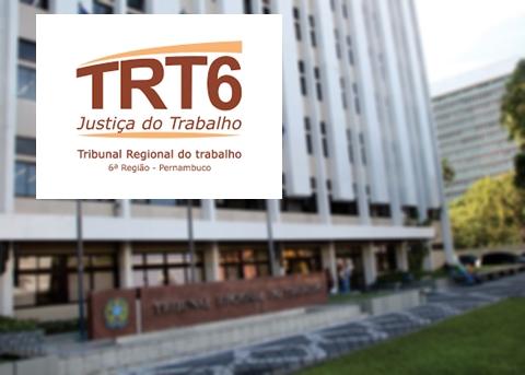 edital do concurso TRT-6