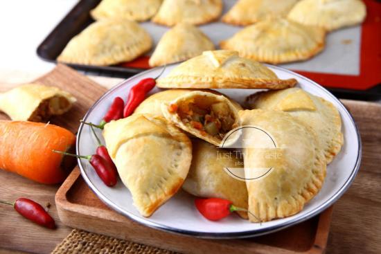 Resep Empanada Tuna JTT