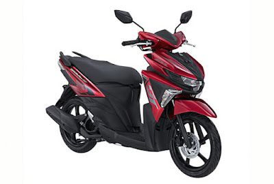 Yamaha All New Soul GT 125 2019
