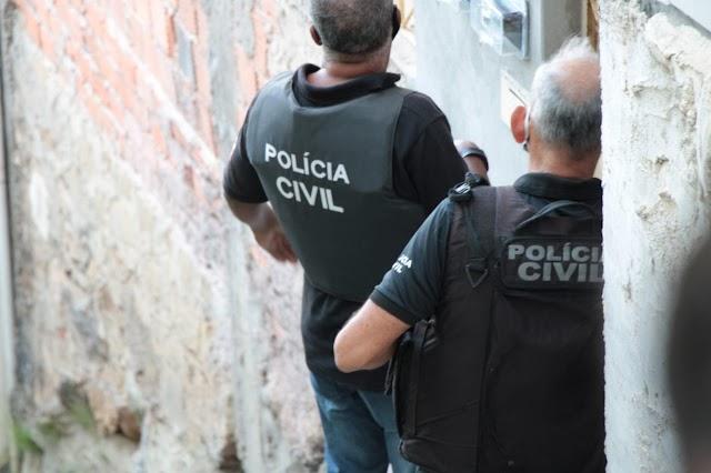 Preso homem investigado por tráfico em Cabaceiras do Paraguaçu