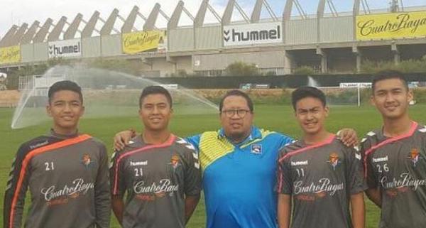 Andri Syahputra Menolak, Tapi Duo Spanyol ini Siap Ikuti Seleksi Timnas Indonesia U-19