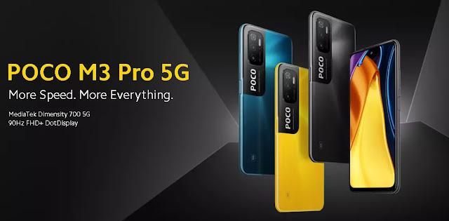 Poco M3 Pro 5G Review: 5G smartphones