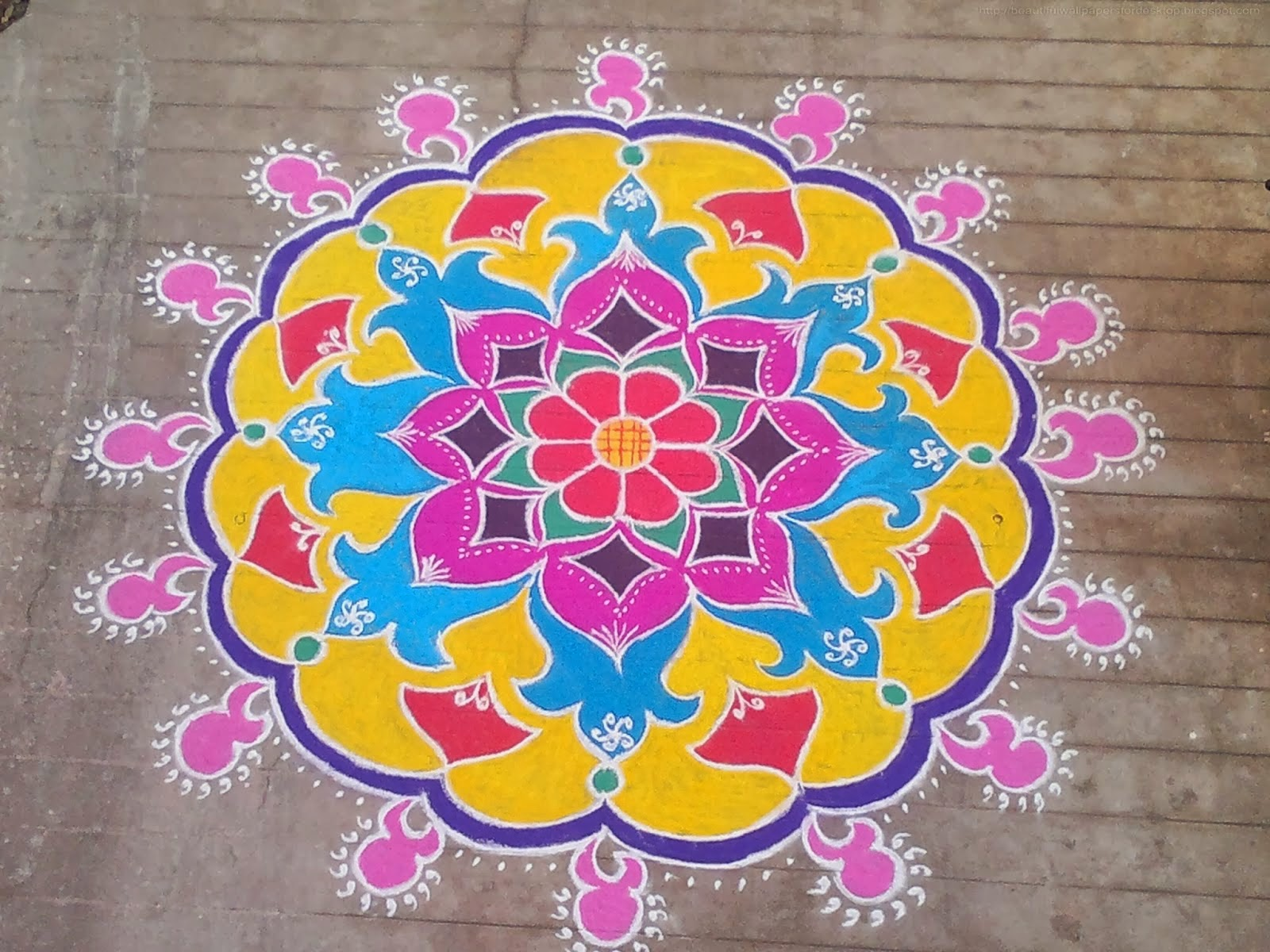 rangoli abstract background wallpapers - photo #22