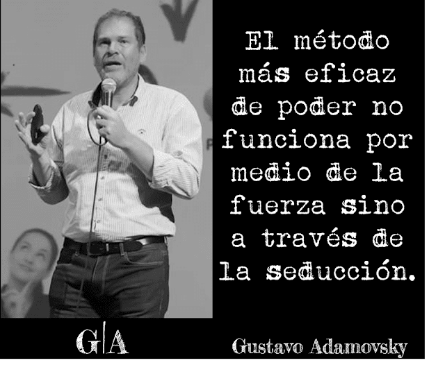 poder, seduccion, frases, frase, ideas, coachng