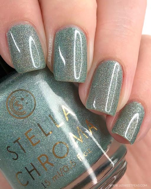 Stella Chroma Icy Mint 25 Sweetpeas