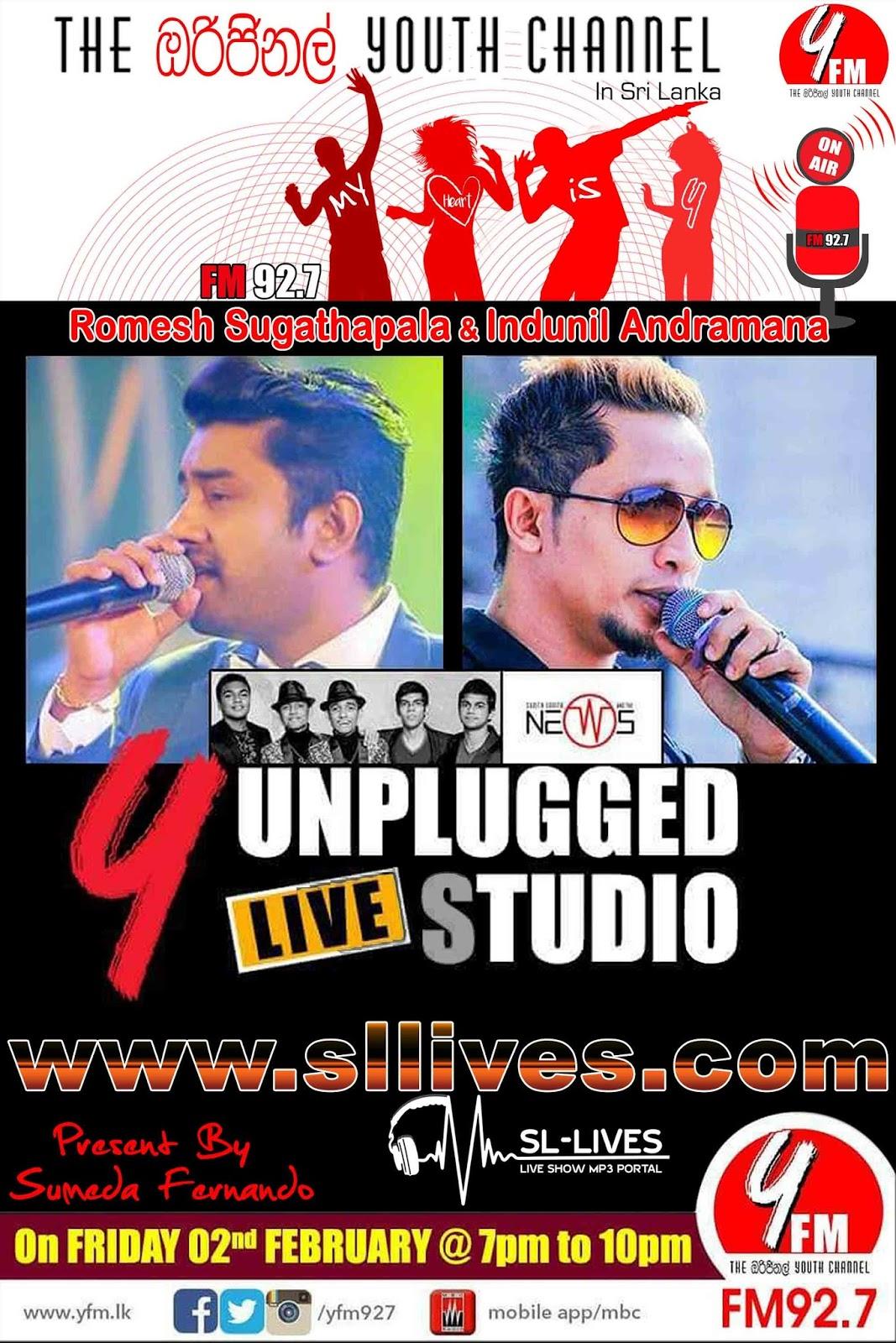 Romesh sugathapala live show