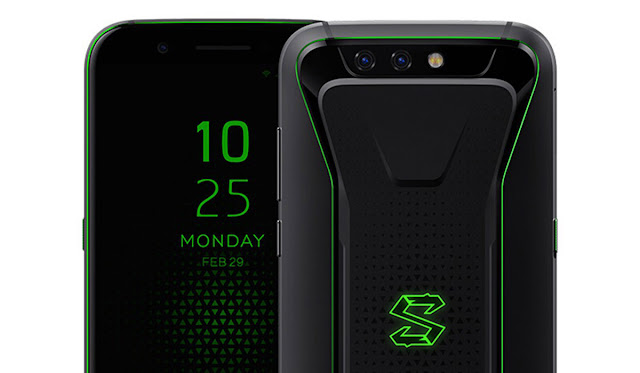 Xiaomi Black Shark 2 can wake up from October 23