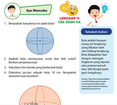 Lengkap Kunci Jawaban Halaman 102 105 Buku Senang Belajar Matematika Kelas 6 Kunci Jawaban Lengkap Dan Terbaru Simplenews