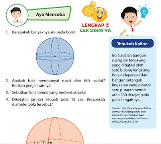 Kunci Jawaban Buku Senang Belajar Matematika Kelas 6 Halaman 102, Halaman 105 www.simplenews.me