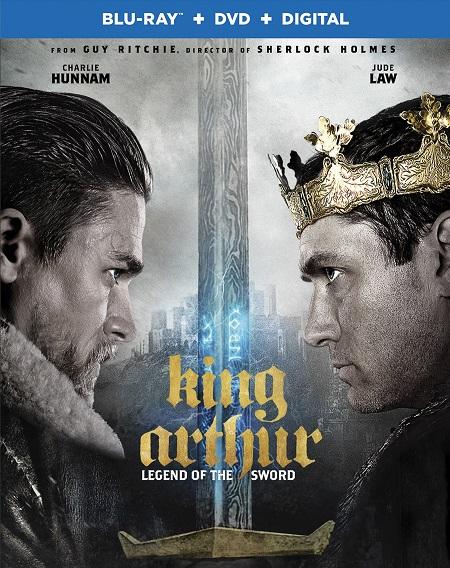 King Arthur: Legend of the Sword (Rey Arturo: La Leyenda de la Espada) (2017) 1080p BluRay REMUX 28GB mkv Dual Audio Dolby TrueHD ATMOS 7.1 ch