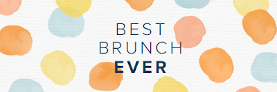 How to Have a Brunch Wedding + Printables