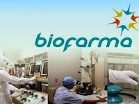 PT Bio Farma (Persero) - Penerimaan Untuk Posisi D3, S1 Medical Representative Bio Farma August 2019