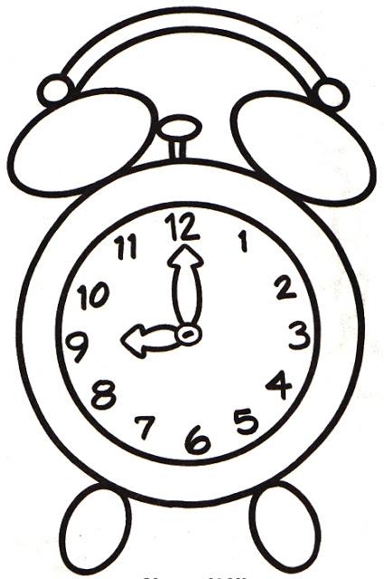 """Résultat de recherche d'images pour """"image horloge enfant dessin"""""""