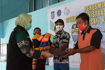Wagub : Meski Sehari-Hari Kerja di Laut, Jangan Lupa Tetap Gunakan Masker