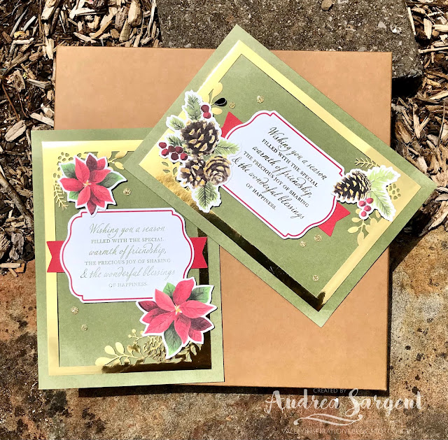 Stampin' Up All Inclusive Kit, Andrea Sargent, Independent Stampin' Up! Demonstrator, Valley Inspirations, Adelaide foothills, South Australia