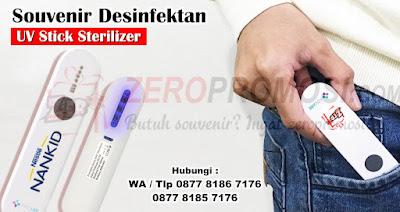 UV Sterilizer Stick Fitcare, UV UVC Sterilizer Stick FITCARE Disinfectan Desinfeksi Virus Bakteri, READY COMPACT UV STERILIZER PORTABLE STICK FITCARE, FitCare Portable UV Sterilizer Stick / UVC Pocket Travel Disinfektan, Promo UV UVC STERILIZER STICK MEREK FITCARE /DESINFEKTAN 99%