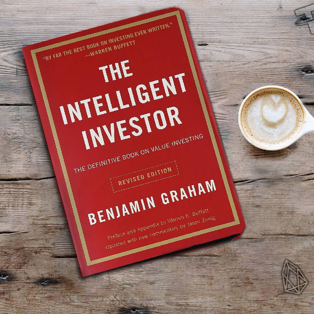 The Intelligent Investor, by Benjamin Graham