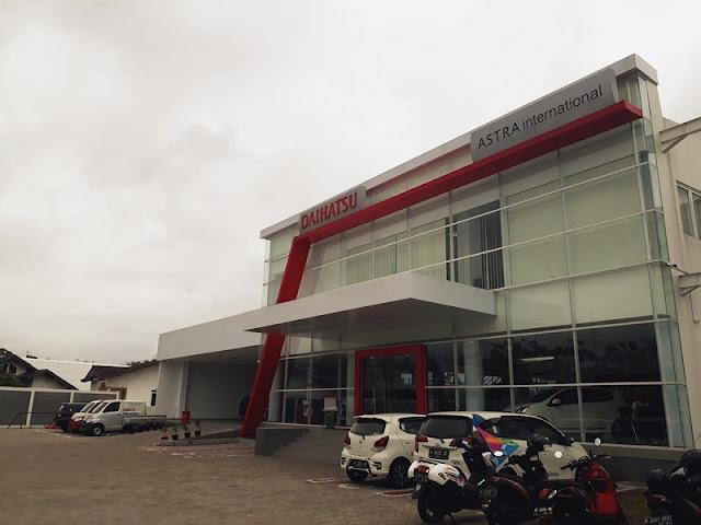 Alamat dan Nomor Telepon Bengkel Resmi Daihatsu Astra Banyumanik Semarang